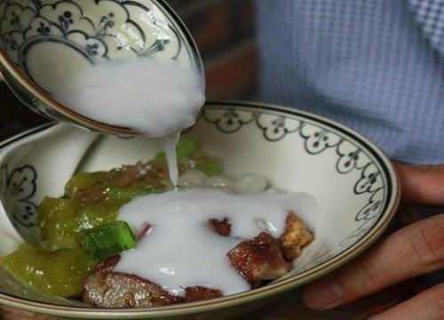 Phố cổ Hà Nội với các món ăn vặt chiều thu 10