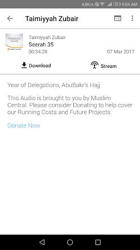 Taimiyyah Zubair - Lectures screenshot 11