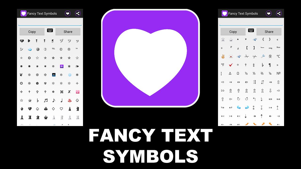 Fancy text symbols android apps on google play fancy text symbols screenshot buycottarizona