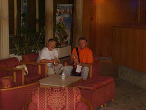 Photo: Тунис 2008, Корюкины Нина и Сергей