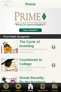 Prime Wealth Management- screenshot thumbnail