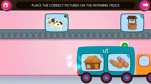 Kindergarten kids Learn Rhyming Word Games 7.0.3.5 screenshots 15