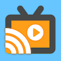 Cast to TV – Cast Video/Picture/Music, Chromecast icon