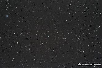 Photo: Mgławica planetarna M57