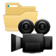 Videos & Folders icon