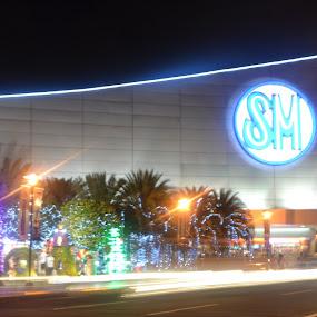 I ♥ MOA by Cristian Jay Pareja - City,  Street & Park  Markets & Shops