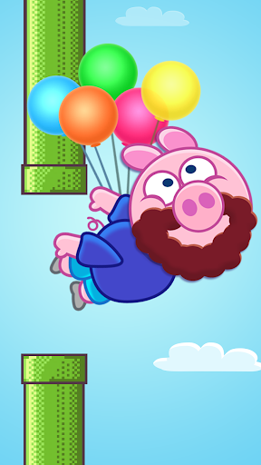 Piggy Flappy - Free flying fun
