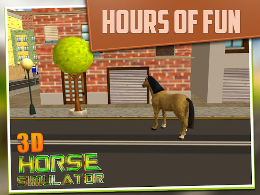 玩模擬App|3D马模拟器游戏免费免費|APP試玩