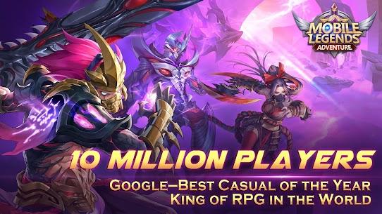Mobile Legends: Adventure 1.1.106 Apk + MOD (Money) Android FREE 1