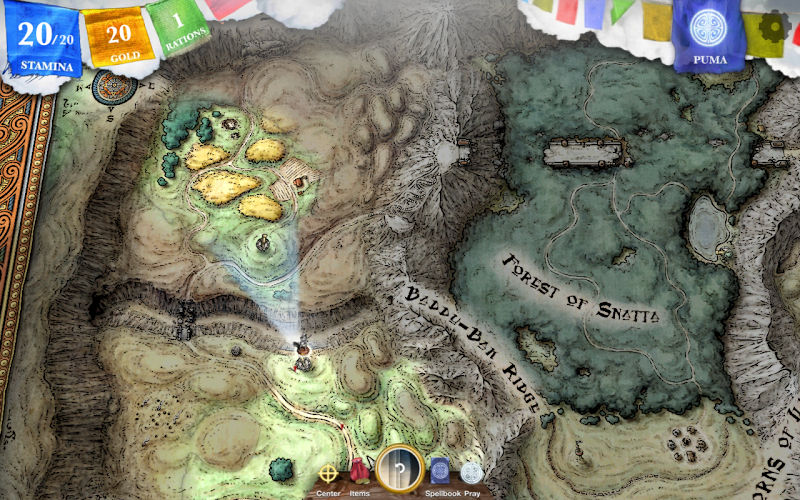 Sorcery! 3 v1.0 APK