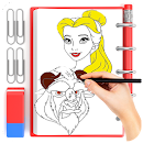 ✐Draw- Beautiful and the beast v 1.0