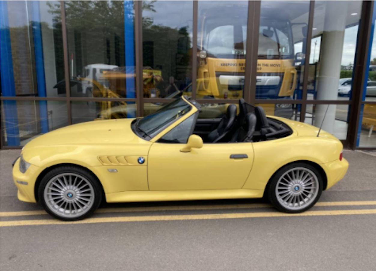 BMW Z3 2.2i Hire Ripon
