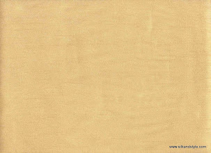 Photo: 5 Poly Dupion - DF LATTE   100% Polyester