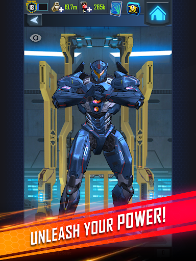 Pacific Rim Breach Wars - Robot Puzzle Action RPG 1.7.2 14