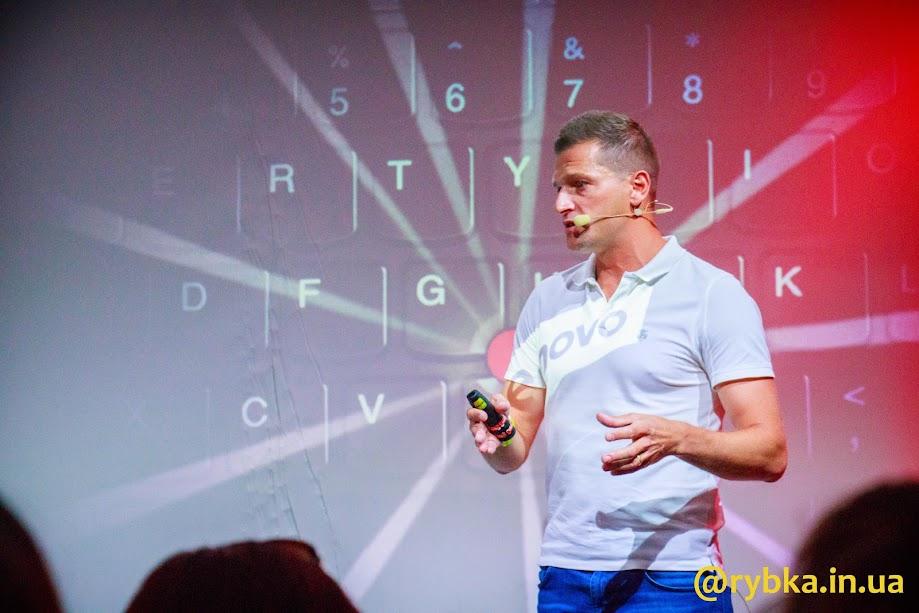 Євген Троценко – триатлет, генеральний директор Lenovo в Білорусі, Молдові, Арменії та Грузії.