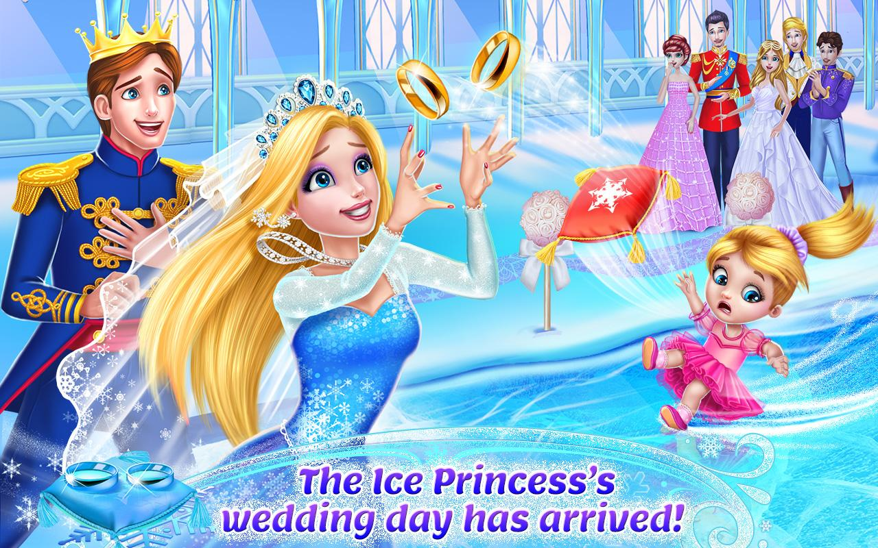 Ice Princess - Wedding Day - Android Apps on Google Play