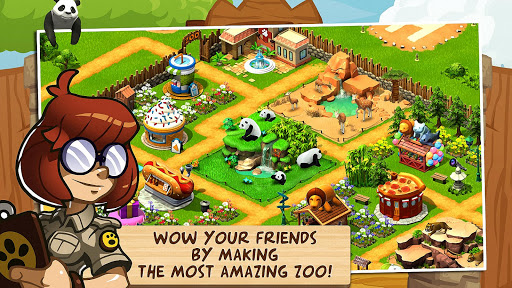 Wonder Zoo - Animal rescue ! screenshot 10
