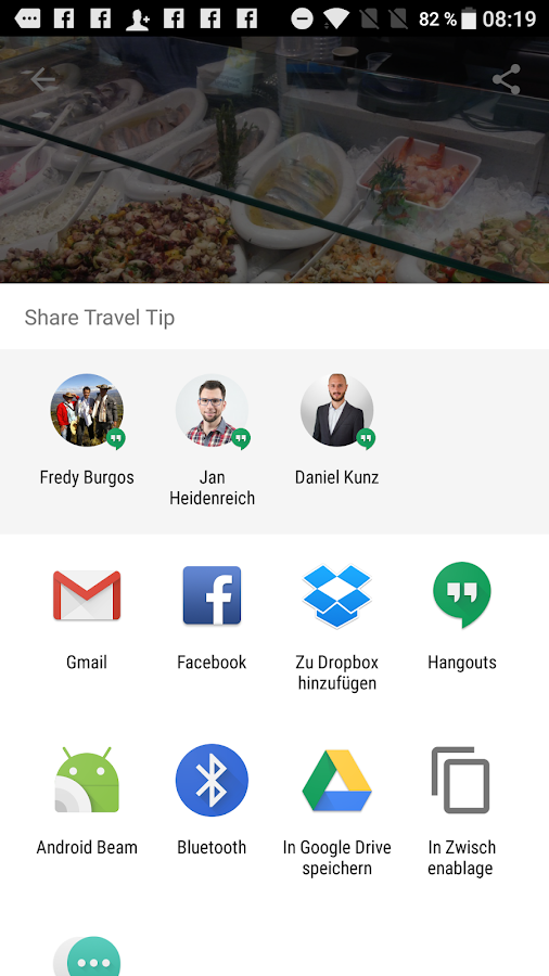 TravelGap - The best way to share travel tips- screenshot