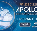 Apollo XI's Birthday Celebration : Madison Avenue Pretoria