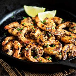 Spicy Jerk Shrimp