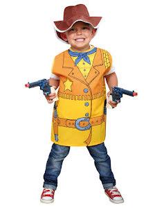 Cowboyväst, barn
