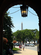 Photo: This is the main entrance portico to the Smithsonian Institution.