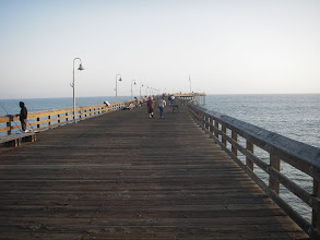 Photo: The Ventura pier