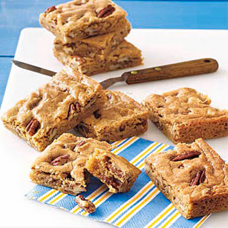 Toasted-Pecan Blondies