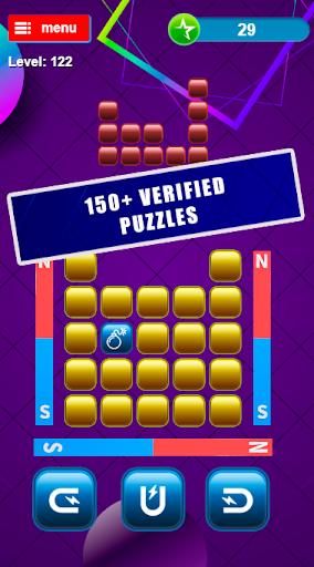 Magnetic blocks, logic puzzles from blocks screenshot 4