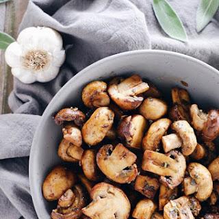Mushroom Sage Garlic Recipes