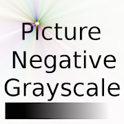 Picture Negative Grayscale