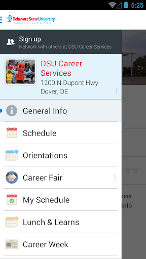 DSU Office of Career Services