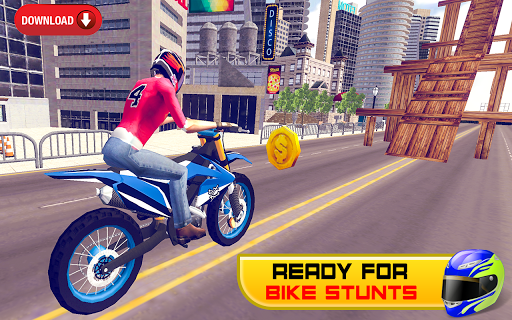 Bike Stunt Racing 3D - Free Games 2020 1.1 screenshots 12
