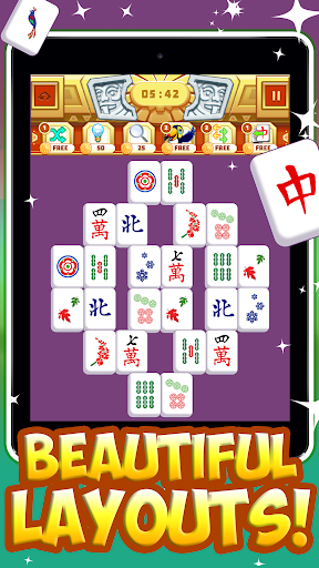 Mahjong Quest apkpoly screenshots 1