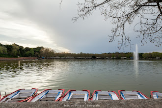 Photo: Lago de la Casa de Campo - Madrid - España. HDR compuesto por tres fotografías. Filtros: Polarizador. Puedes leer más sobre este lugar en: http://blog.betsabedonoso.com/2015/08/el-lago-de-la-casa-de-campo.html