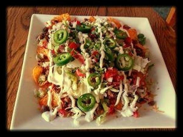 Doritos Nachos With Tomatillo Pica De Gallo Recipe