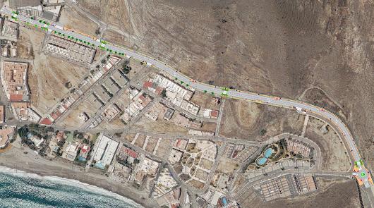 Más de 500.000 euros para remodelar el acceso de la Avenida de Garrucha