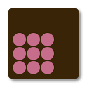 Phone Book ConTacTs (Pink) icon