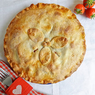 Apple Strawberry Pie Recipes