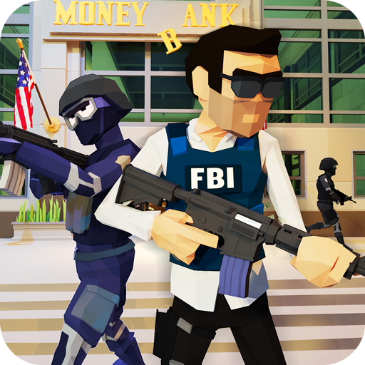 Ultimate Armed Heist : Bank Robbery Shooting Games Android APK Download Free By Desert Safari Studios