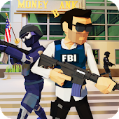 Ultimate Armed Heist : Bank Robbery Shooting Games