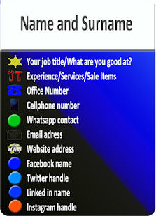 Download DbCard For PC Windows and Mac apk screenshot 1