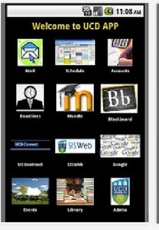 UCD App