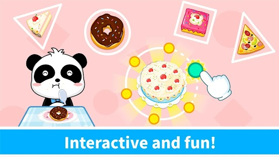 Baby Panda Learns Shapes- screenshot thumbnail