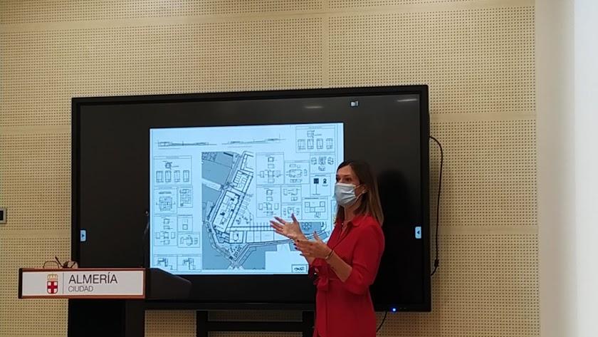 Ana Martínez Labella confirma el nuevo plan para la Plaza Vieja.
