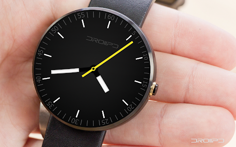Karma HD Watch Face screenshot 1