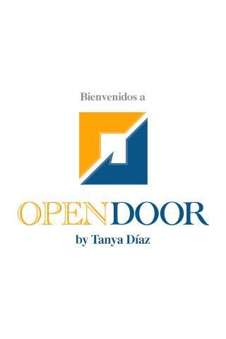 OpenDoor by Tanya Díaz