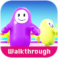 Walkthrough Fall Guys Game apk