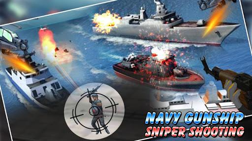 Navy Gunship Sniper Shooter