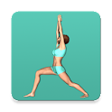 Stretching exercises for full body workouts icon